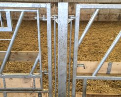 Dual Purpose Cattle/ Sheep Feed Barriers