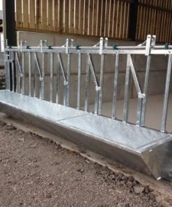 Water and Feed Troughs